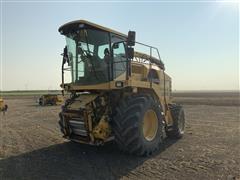 2000 New Holland FX48 Self Propelled Forage Harvester