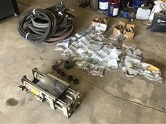 Caterpillar 50-Ton Hydraulic Hose Press