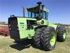 Steiger Cougar III St270 4WD Tractor