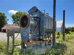 1995 GSI Airstream 110 Continuous Flow / Batch Dryer