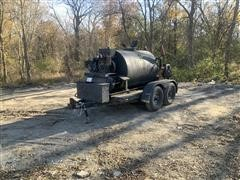 Asphalt Sealer/Spray Tack Trailer
