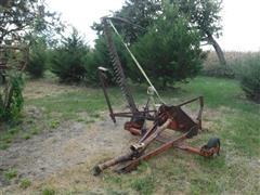 Case 7' Pull Type Sickle Mower
