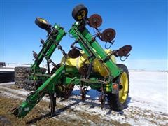 Schaben Fast 8100 Pull-Type 1000-Gal Liquid Fertilizer Coulter Applicator