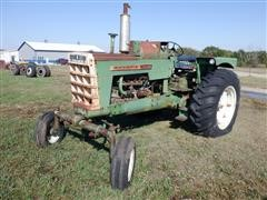 1962 Oliver 1800 LP 2WD Tractor