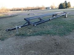 2010 B&B BBHC-30LT Header Trailer 30'