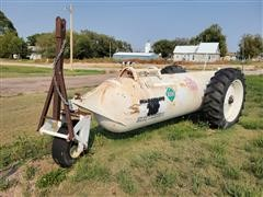 1967 Trinity A10041H 1000 Gallon Anhydrous Tank