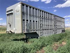 1995 Merritt T/A Cattle Drive Trailer