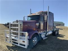 2005 Kenworth W900 T/A Truck Tractor