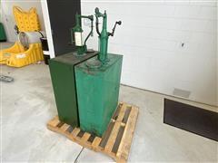 Tuthill Fill Rite Oil Dispensing Tanks