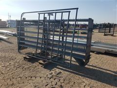 Behlen Corral Panels W/Entrance Gate