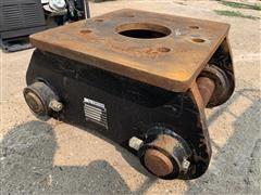 B&D Fabricators Excavator Bucket Adapter