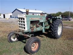 1968 Oliver 1750 Diesel 2WD Tractor
