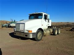 1991 International 9400 T/A Day Cab Truck Tractor