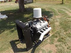 Chevrolet 454 Power Unit Frame-Mounted