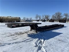 1992 Jantz 40' T/A Equipment Trailer