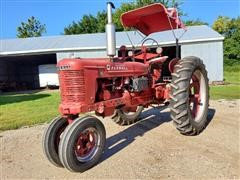 McCormick H 2WD Tractor