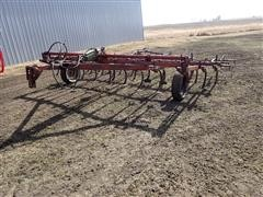 International 45 15' Field Cultivator W/3-Bar Harrow