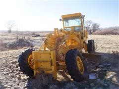 Galion 160 L Mechanical Motor Grader (INOPERABLE)