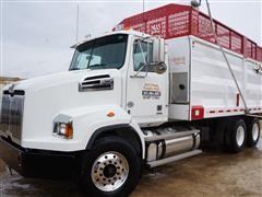 2019 Western Star 4700SB T/A Truck w/ Silage Box