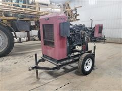 2012 Case IH P170 Diesel Power Unit