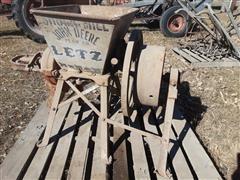 Letz A140 Roller Mill