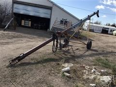 """Hutchinson / Speed King 6"""" Electric 6233 SC Transfer Augers"""