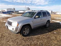 2007 Jeep Grand Cherokee Limited 4 Door Sport Utility