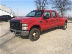 2008 Ford F350 4 Door Dually Pickup