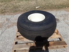 Titan 16.5L-16.1 Implement Tire & 8-Bolt Rim