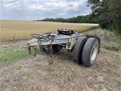 5th Wheel Converter Tow Dolly