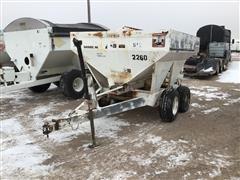 Willmar 500 Dry Fertilizer Spreader