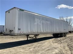 2003 Great Dane 53' T/A Enclosed Dry Van Trailer