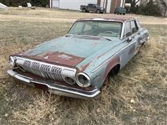 1963 Dodge 440 4 Door Sedan