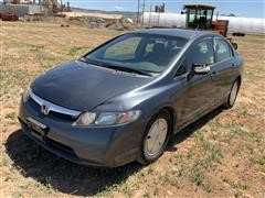 2006 Honda Civic Hybrid 2WD Car