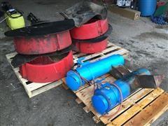 Trojan 66B Gas Stock Tank Heaters & Brower Mineral Feeders