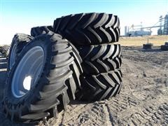 Trelleborg 710/70R38 Tires For RoGator Floats