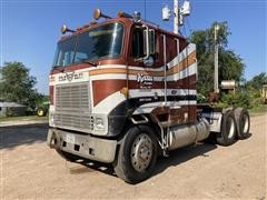 1983 International Eagle Cabover T/A Truck Tractor