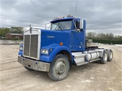 1985 Kenworth W900 T/A Truck Tractor