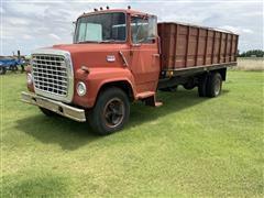 1973 Ford LN750 S/A Grain Truck