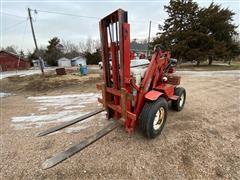 Ford Big Dipper Smooth & Rough Terrain Forklift & Loader