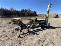 John Deere Pull-Type Forage Harvester W/Pickup Head