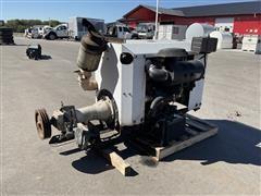 2002 John Deere 4.5L 4-Cyl Diesel Power Unit