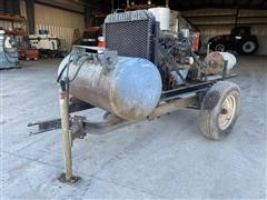 Ford 300 Generator On Cart