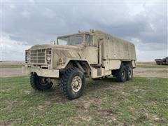 1986 AM General M944A1 5 Ton 6x6 Truck Mobile Shop