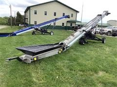 2021 Usc FL7540 Stainless Steel Self-Mover Conveyor