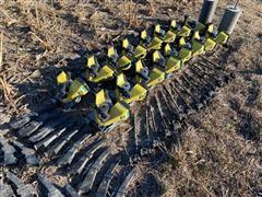 John Deere 1720 16 Row Precision E-Set Seed Meters w/ Clutches
