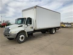 2007 International 4300 Box Truck