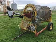 Snowco Dual Stage Rotary Grain Cleaner