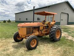1985 John Deere 2550 2WD Utility Tractor