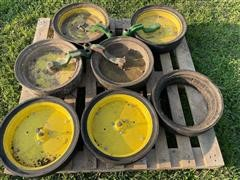 John Deere Depth Gauge Wheels